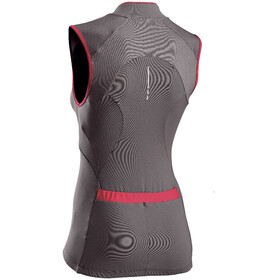 Northwave Venus 2 Sleeveless Jersey Women grey/red
